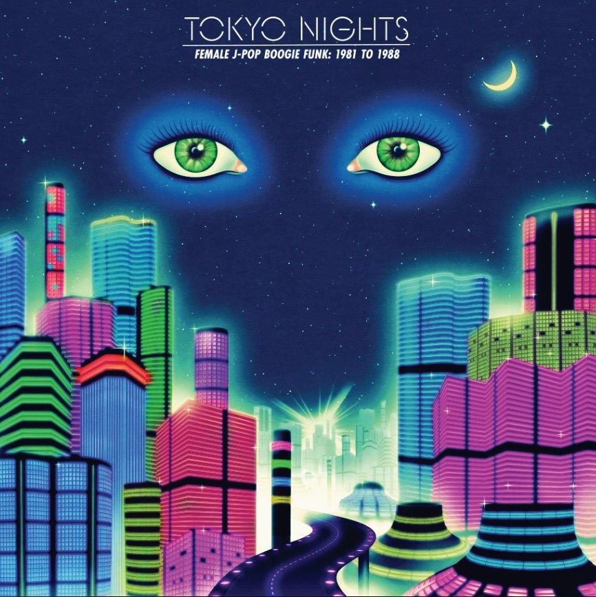 """Cultures of Soul собрал жемчужины японского женского сити-попа 1980-х в новой компиляции """"Tokyo Nights"""""""