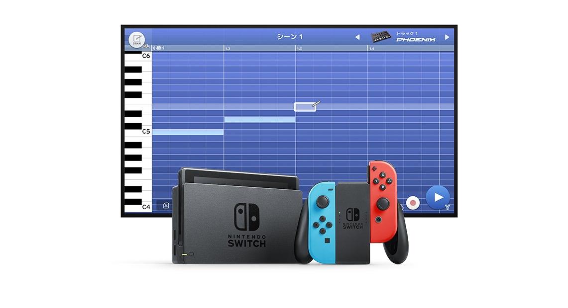 Программа Korg Gadget в следующем году появится на Nintendo Switch 1
