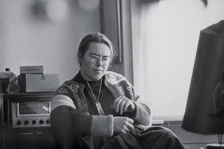 К выходу готовится документальный фильм о композиторе и электронном новаторе Полине Оливерос 1
