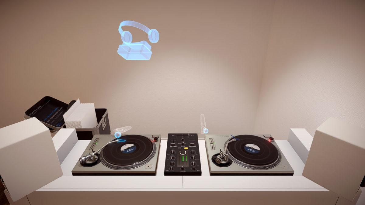 Новое приложение Vinyl Reality позволит стать диджеем в виртуальной реальности