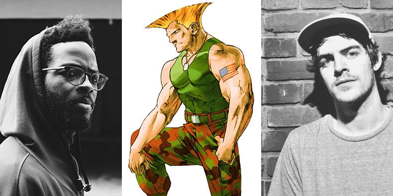 """Райан Хемсворт, Wavves и Knxwledge записали ремиксы на треки из """"Street Fighter II"""""""