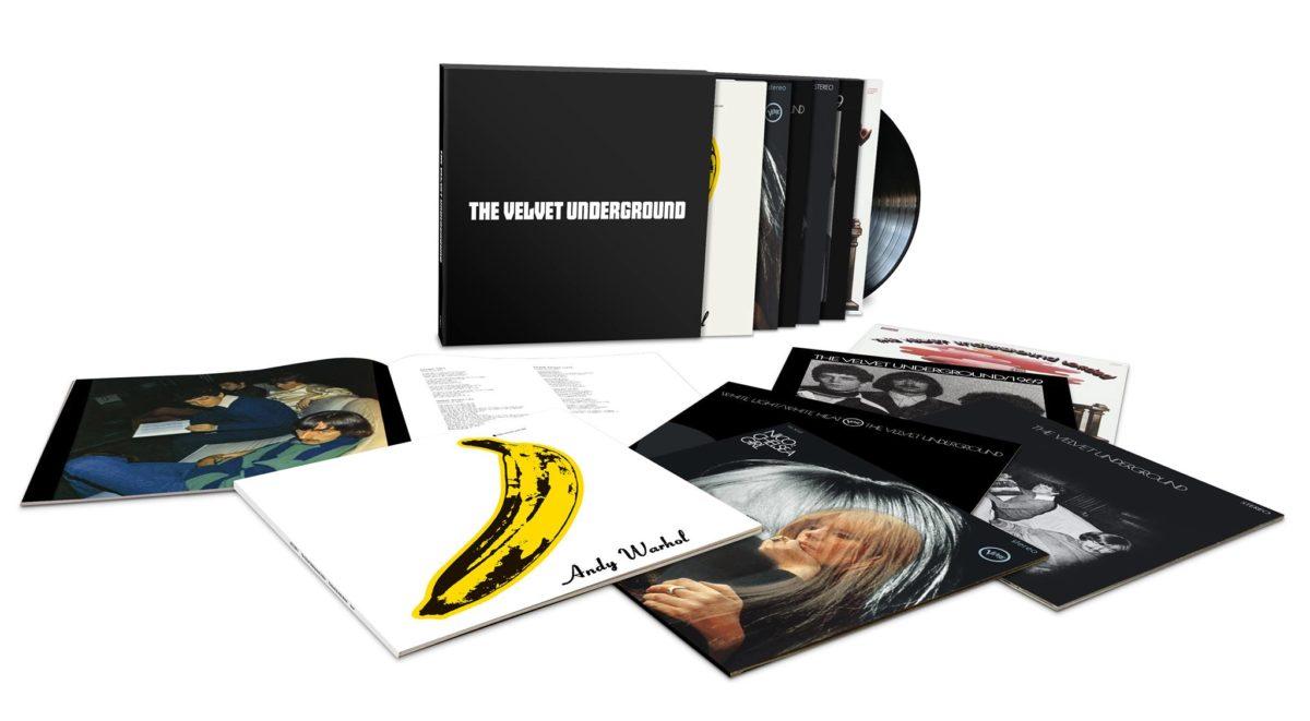 Готовится к выходу юбилейный бокс-сет Velvet Underground