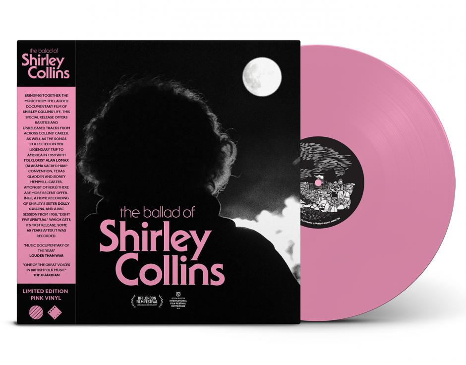 "Earth Recordings издаст саундтрек к документальному фильму ""The Ballad Of Shirley Collins"""