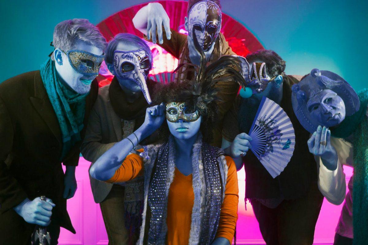 """Инопланетная альт-фанк группа Partials представила новый сингл """"Man Made Machine"""""""