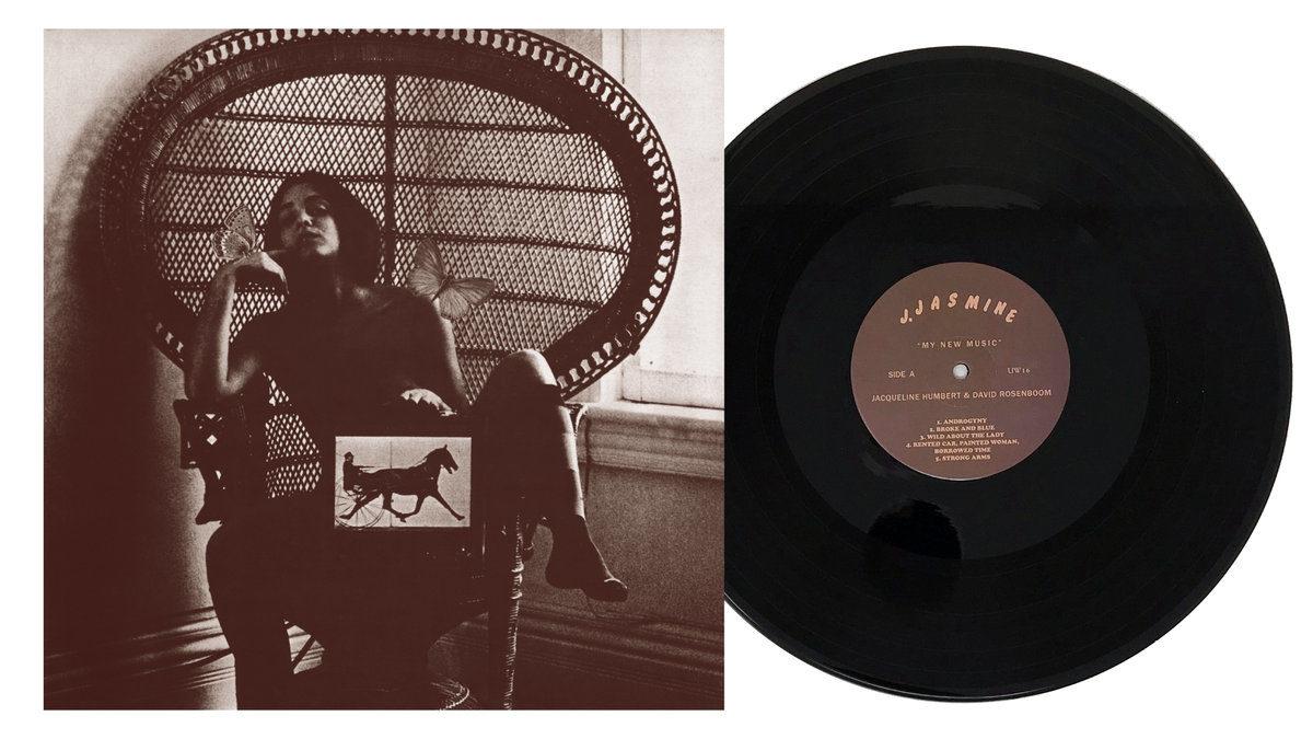 "Unseen Worlds выпустит переиздание альбома ""My New Music"" Жаклин Хамберт и Дэвида Рознбума"