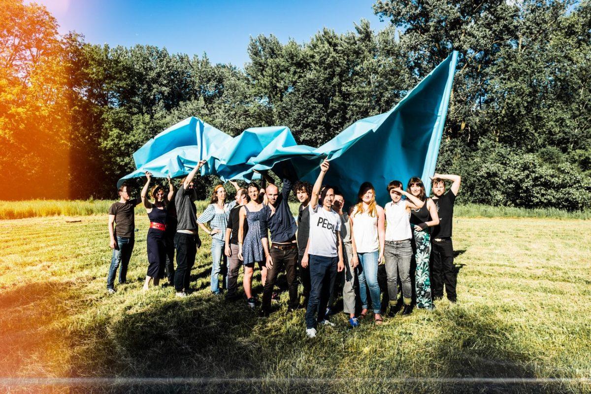 """POLIÇA и оркестровый коллектив s t a r g a z e представили новый сингл """"Speaking Of Ghost"""" со своего совместного альбома 1"""
