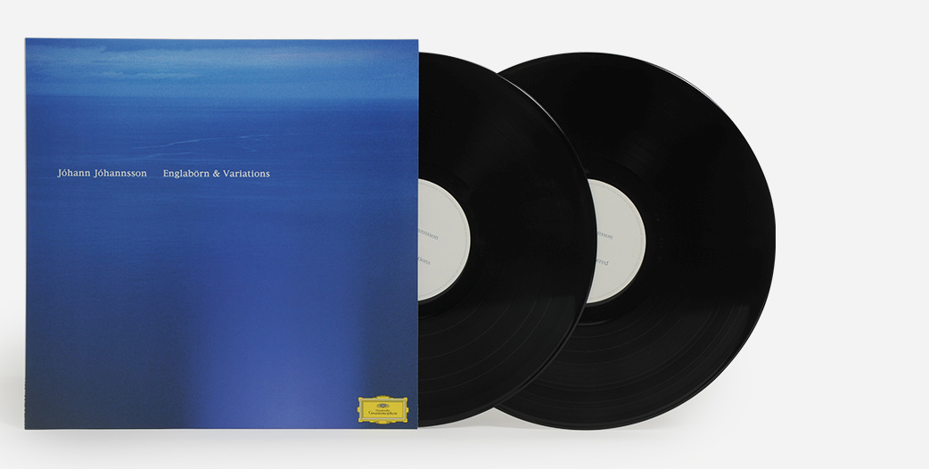 Дебютный альбом Йохана Йоханнссона Englaborn получил виниловое переиздание