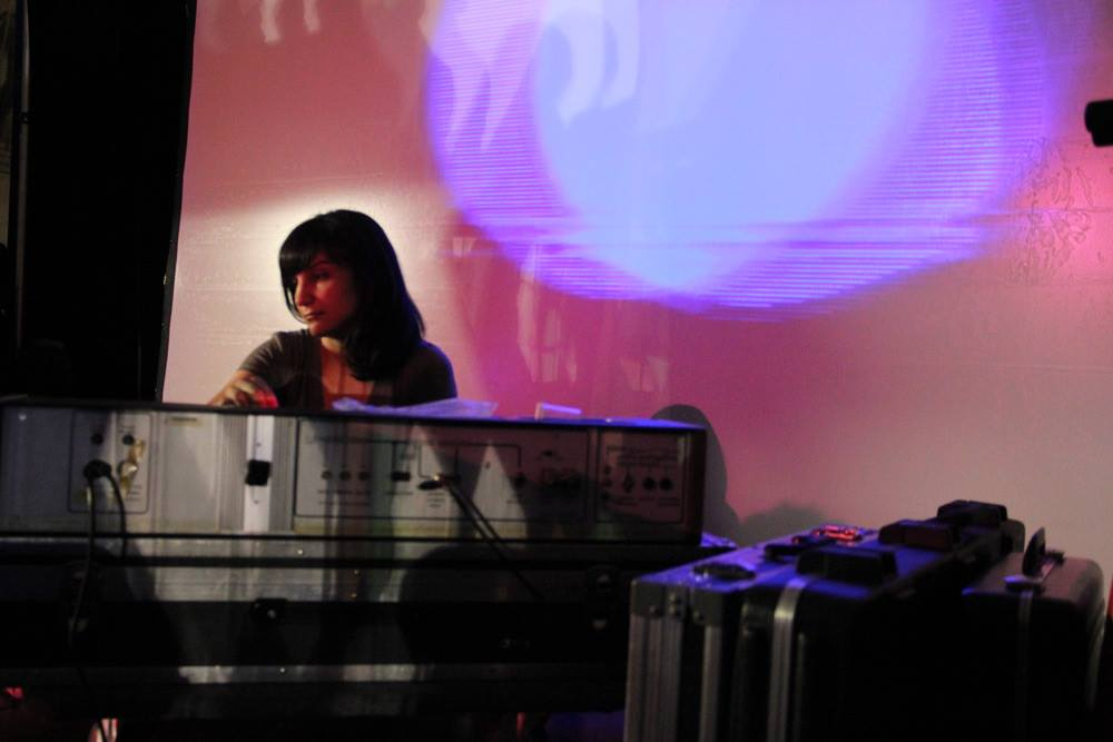sarah davachi Let Night Come on Bells End the Day