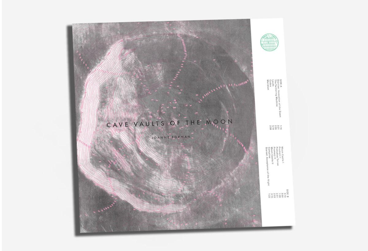 """Музыка инопланетных туристов Joanne Forman """"Cave Vaults of the Moon"""" получит дебютный виниловый релиз 1"""