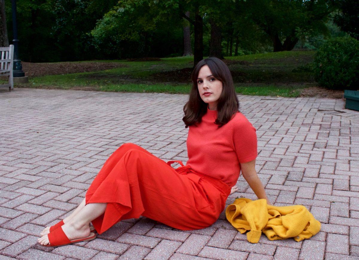 """Kate Teague делится способом как пережить трудные времена в новом сингле """"Gilly"""" 1"""