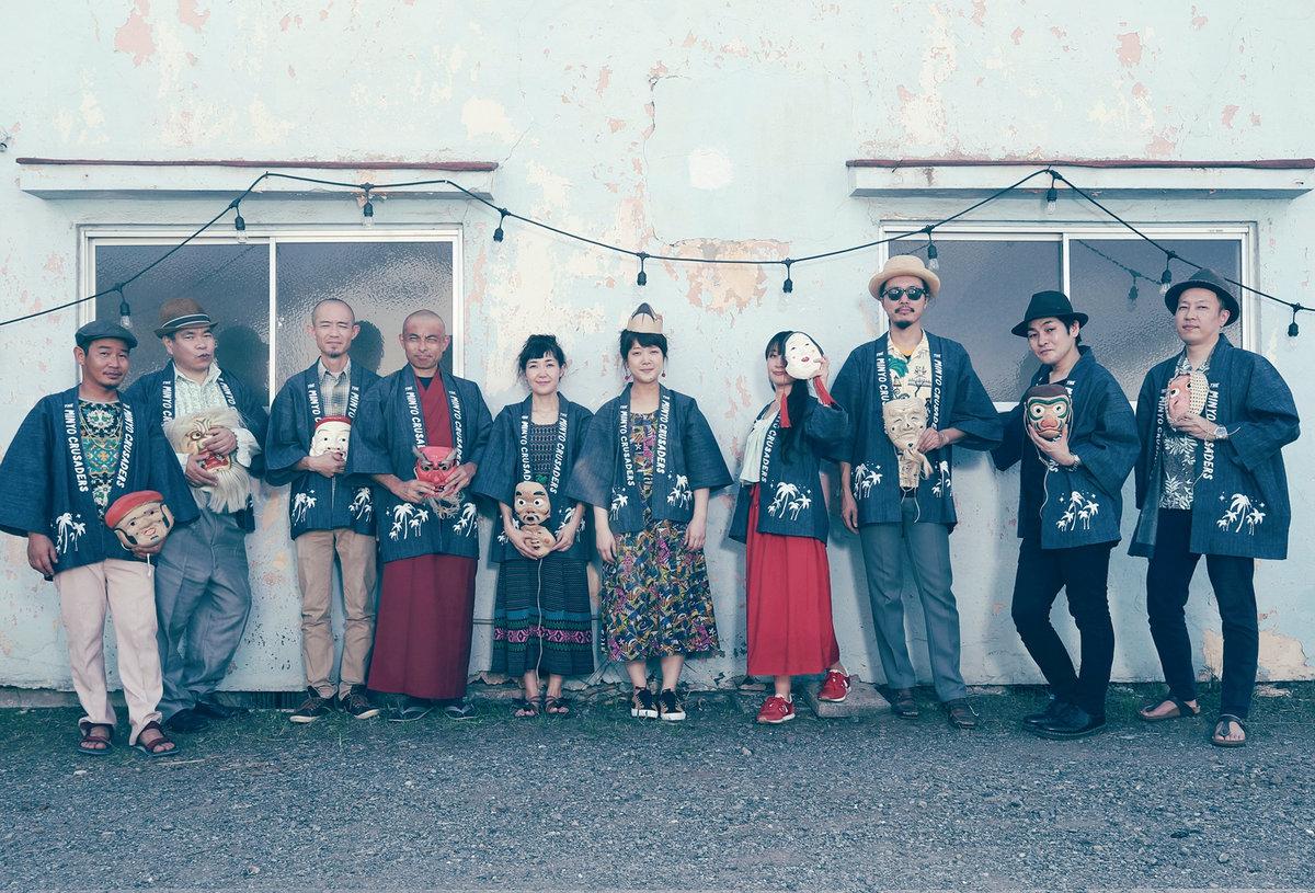 Minyo Crusaders и Frente Cumbiero готовят мини-альбом «японской кумбии» 1