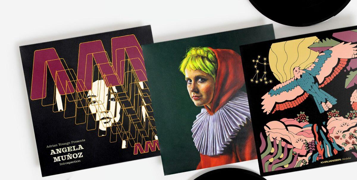 10 новых альбомов, которые стоит послушать в эти выходные (27 июня) 1