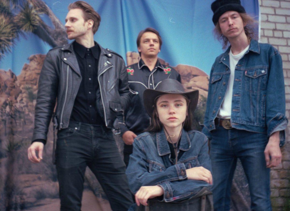 Holy Motors объявили о записи второй пластинки и поделились синглом «Country Church» 1