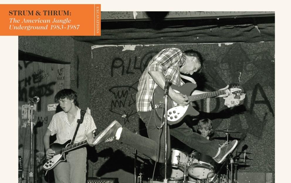 Captured Tracks прольет свет на джэнгл-поп андеграунд 80-х в новой компиляции «Strum & Thrum» 1