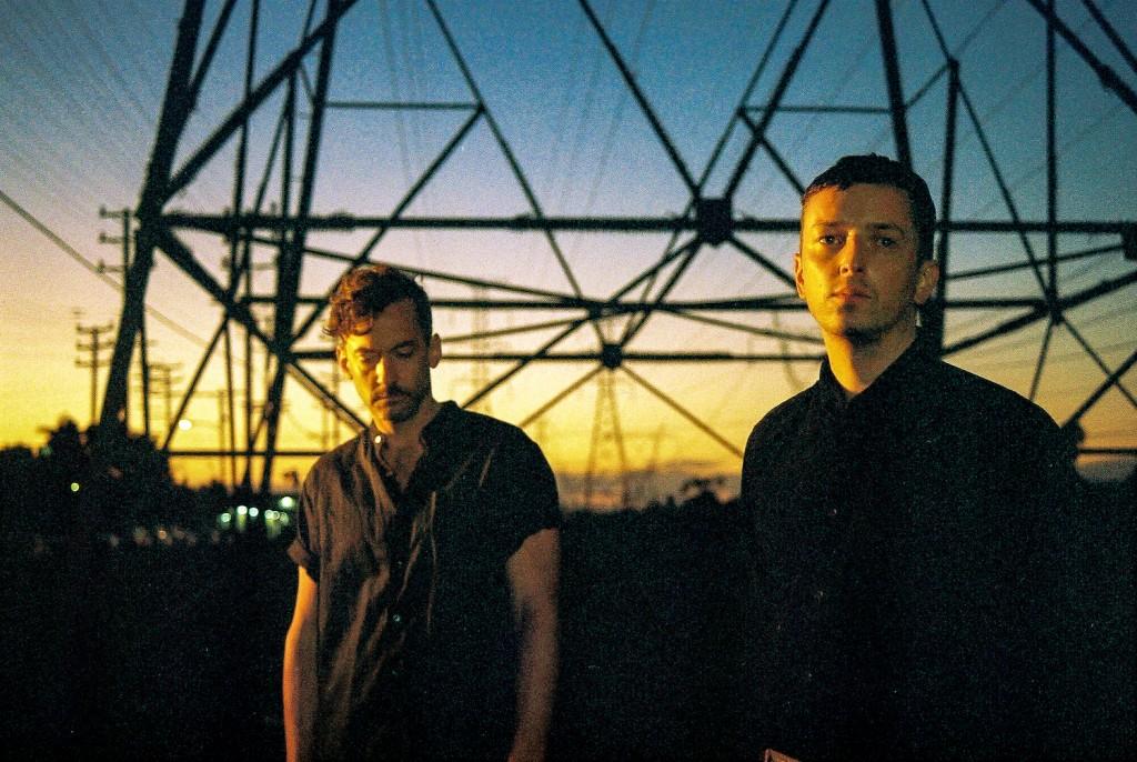 """Bonobo создал свой лейбл OUTLIER и опубликовал его дебютный сингл """"Heartbreak"""" 1"""