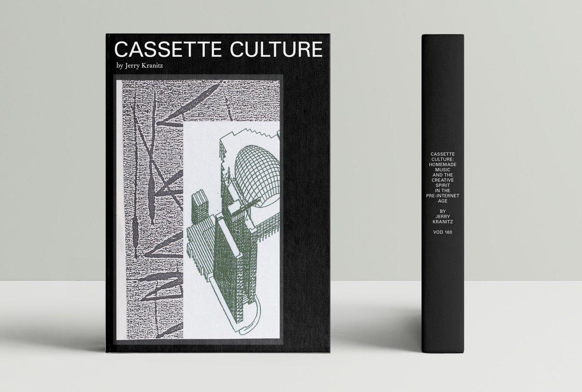 "Новая книга Джека Краница ""Cassette Culture"" прольет свет на DIY-культуру эпохи магнитных лент 1"