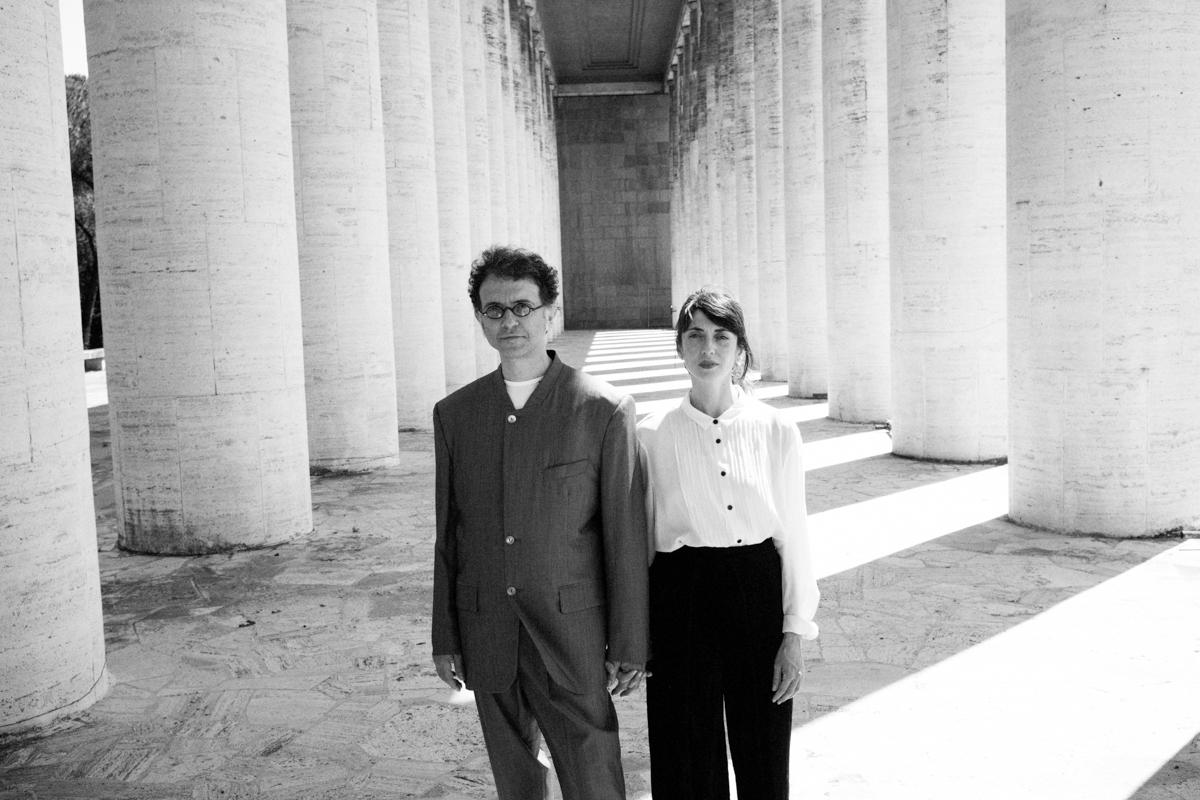 """Eva Geist и Donato Dozzy готовят совместный LP """"Il Quadro di Troisi"""" 1"""