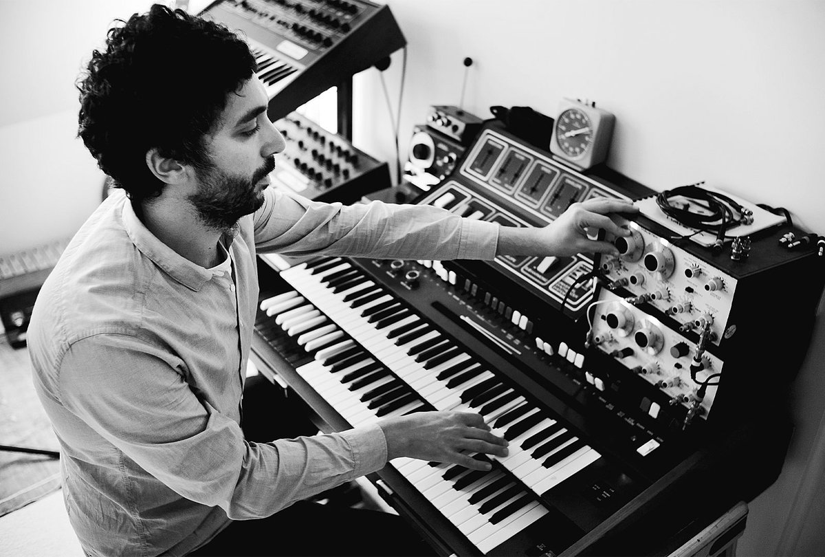 Джонатан Фитусси опубликовал пятый альбом «Plein Soleil» 1