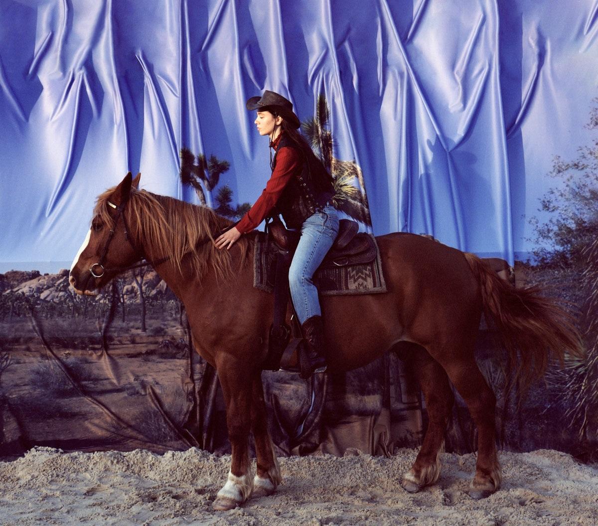 Альбом дня: Holy Motors – «Horse» 1