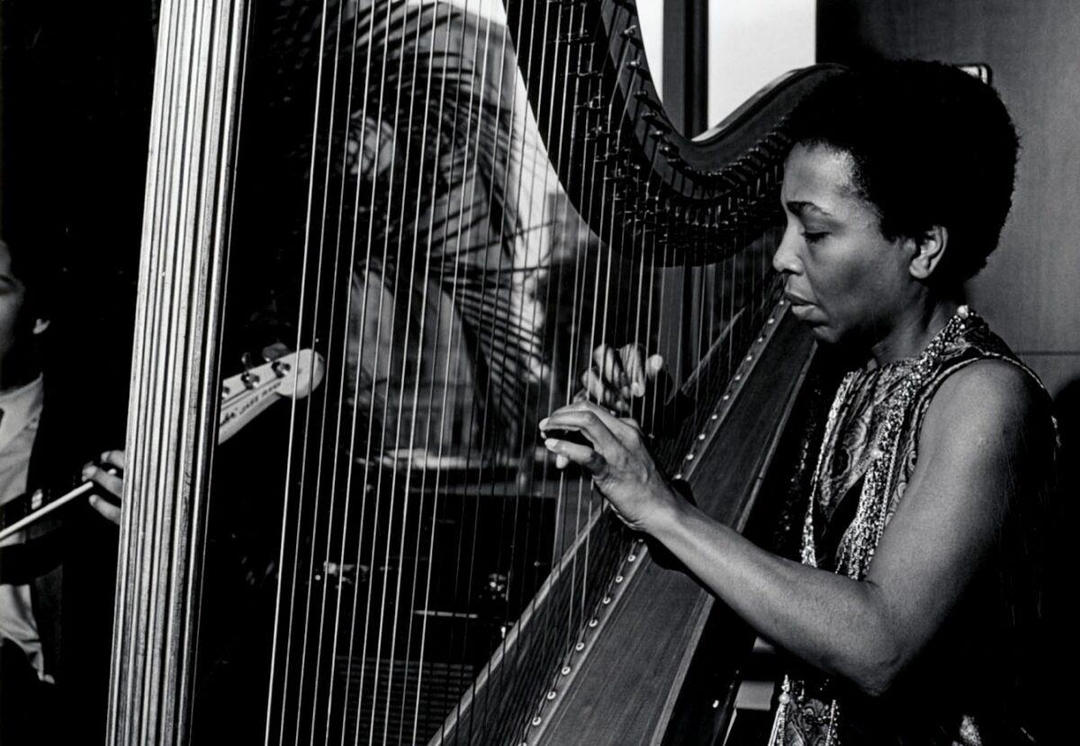 """Альбом """"Hip Harp"""" джазовой арфистки Дороти Эшби получил новое переиздание 1"""