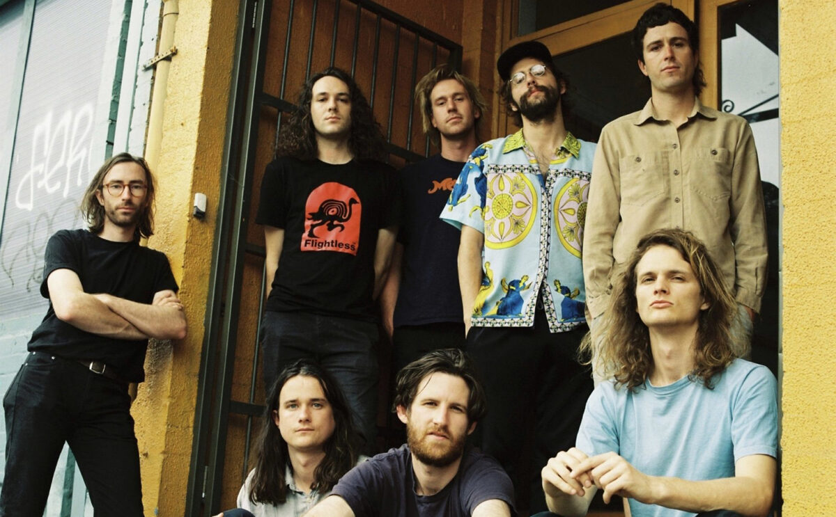 King Gizzard & The Lizard Wizard готовят два новых альбома 1