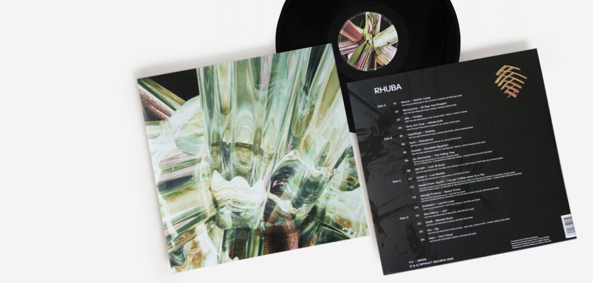 Diffract Records выпустили музыкальный сборник «Rhuba» 1