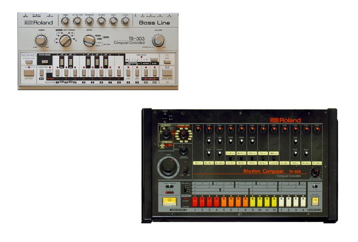Новая онлайн-платформа позволит каждому оценить возможности одной из первых драм-машин TR-808 1