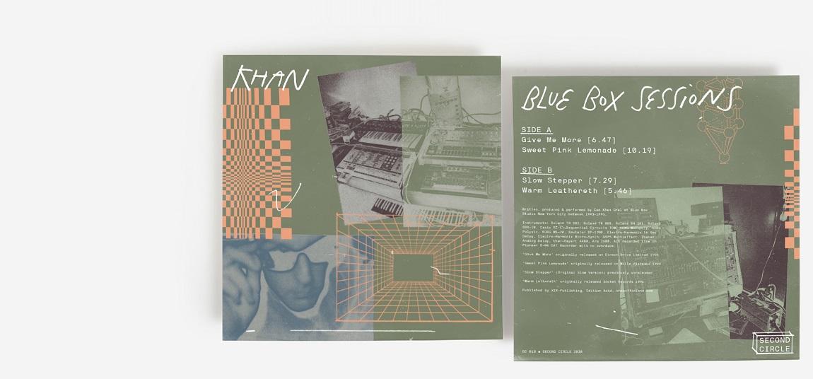 Khan готовит архивную компиляцию «Blue Box Sessions» 1