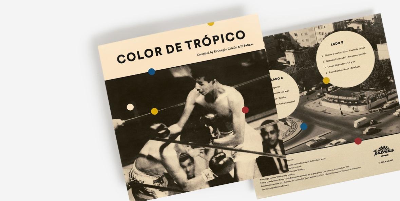 El Palmas выпустят ретроспективную подборку из Венесуэлы «Color De Trópico» 1