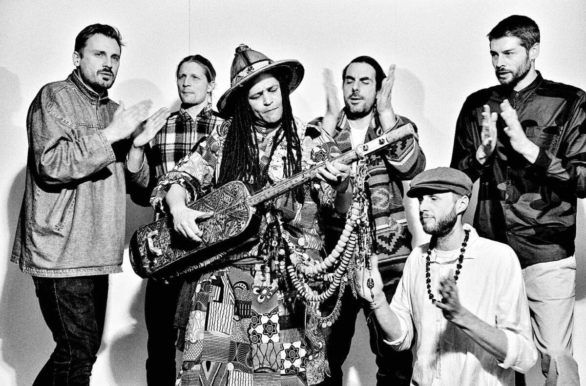 """Electric Jalaba вдохновляются североафриканским наследием на новом сингле """"Fulan"""" 1"""