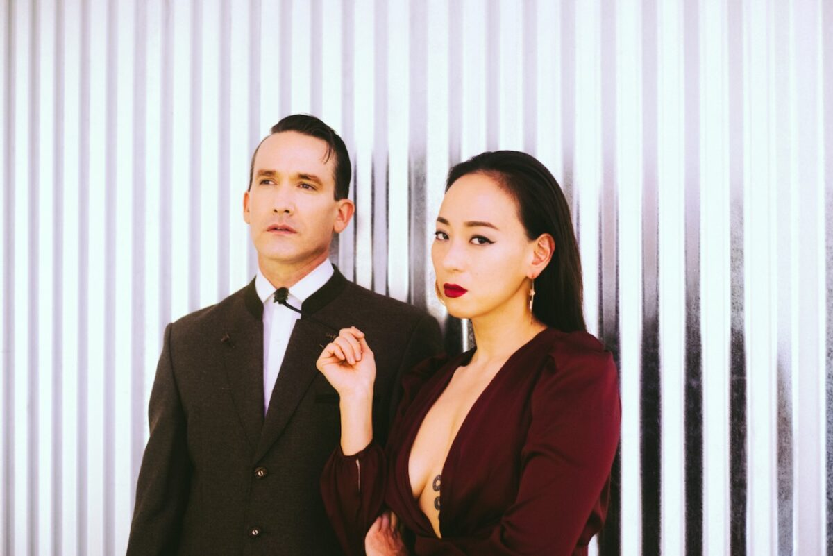"Xiu Xiu и Лиз Харрис записали совместный сингл ""A Bottle of Rum"" 1"
