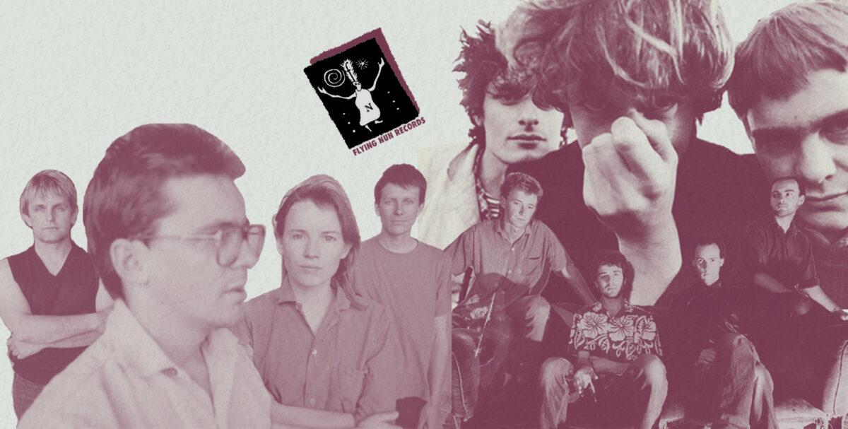 Тихая революция: 10 главных групп лейбла Flying Nun