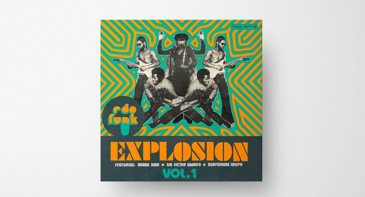 """Analog Africa выпустит компиляцию нигерийского фанка """"Edo Funk Explosion Vol.1"""" 1"""