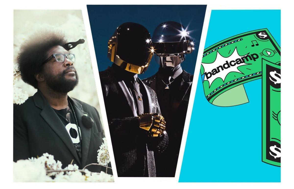 Распад Daft Punk, бан Bandcamp в Китае и другие главные новости музыкальной индустрии (23 февраля) 1