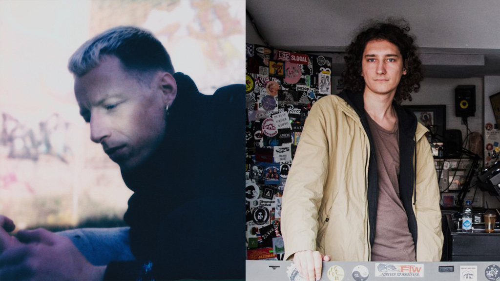 Buttechno и Бендик Гиске готовят совместный альбом «Untitled» 1