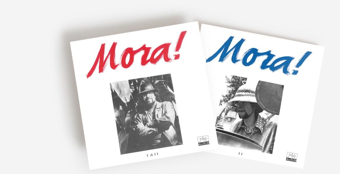 """Альбомы Франсиско Мора Кэтлетта """"Mora I&II"""" будут впервые объединены на виниле"""