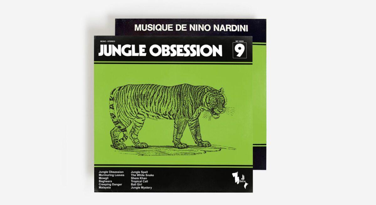 """Пластинка Нино Нардини и Роже Роже """"Jungle Obsession"""" получит юбилейное переиздание 1"""