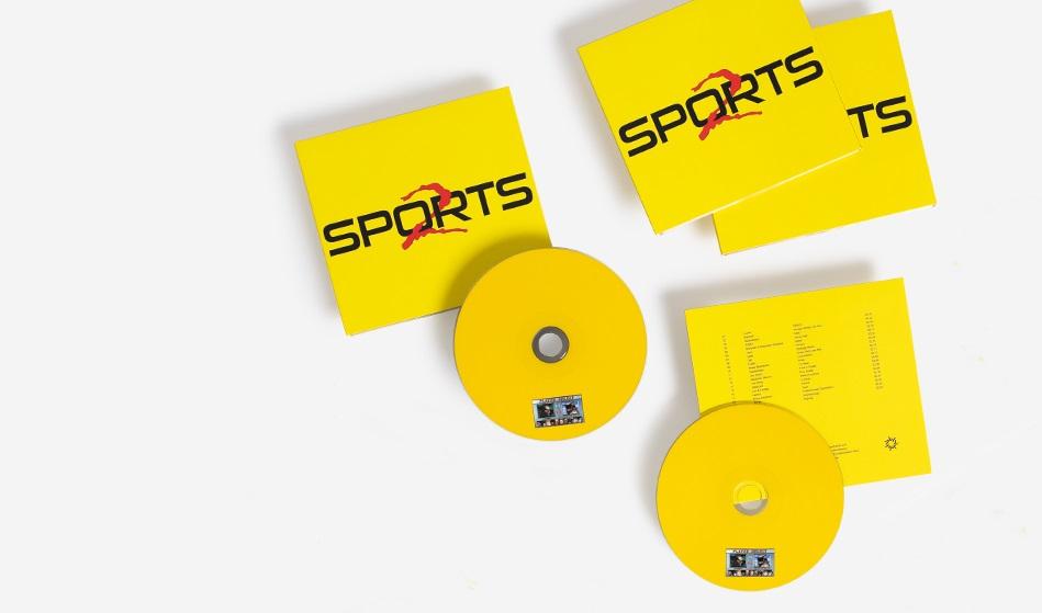 Лейбл YOUTH подготовил электронную компиляцию «SPORTS 2» 1