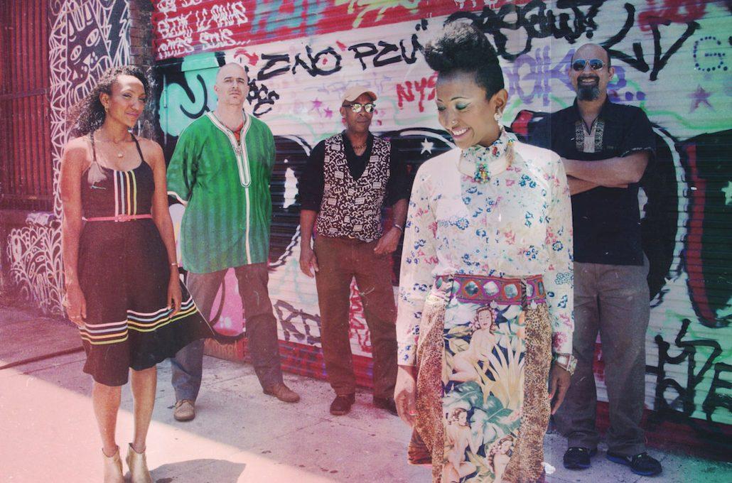 Alsarah & The Nubatones борются за будущее Судана в песне «Men Ana» 1