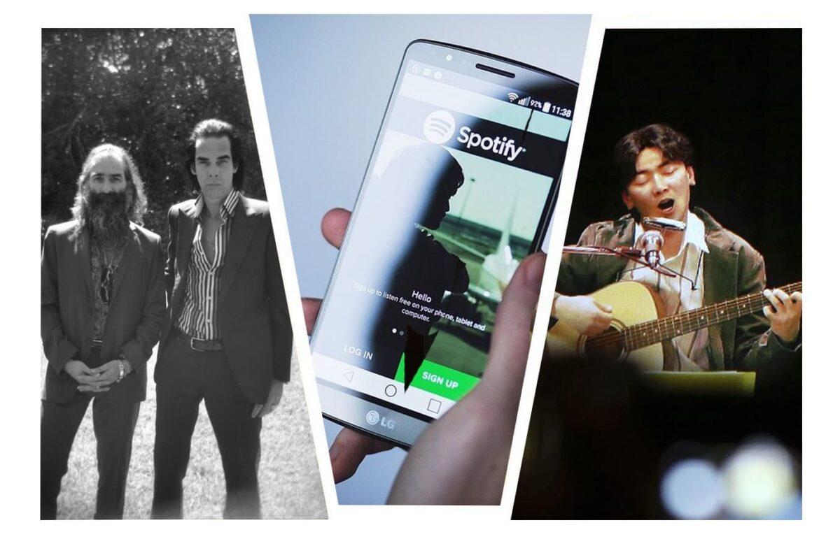 Сервис голосовых чатов от Spotify, ИИ воскрешает артистов и другие новости музыкальной индустрии (01.04) 1