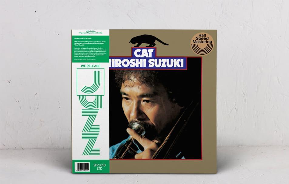 """Альбом Хироси Судзуки """"Cat"""" вновь прозвучит на виниле 1"""