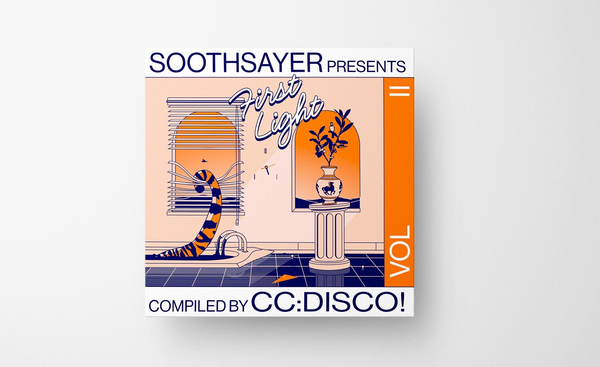 """CC:DISCO! выпустила второй том компиляций """"First Light"""" 1"""