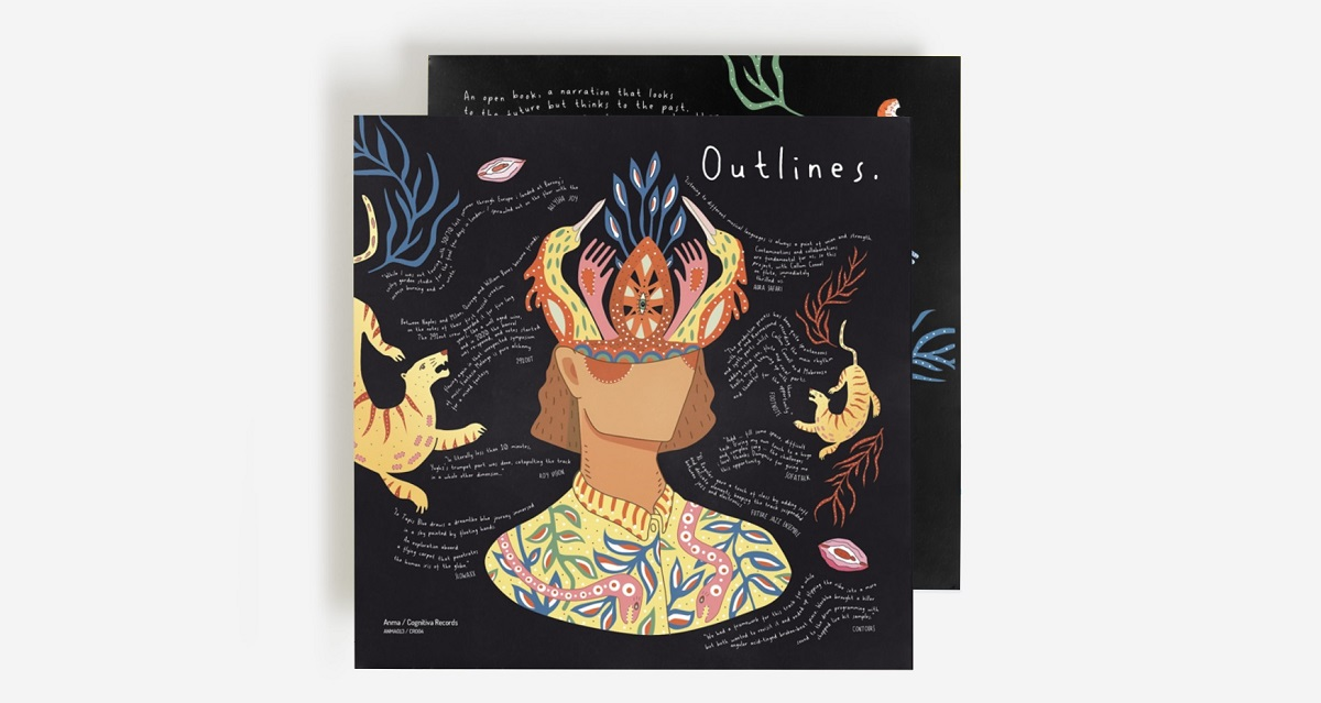 "Cognitiva и ANMA Records подготовили совместную компиляцию ""Outlines"" 1"