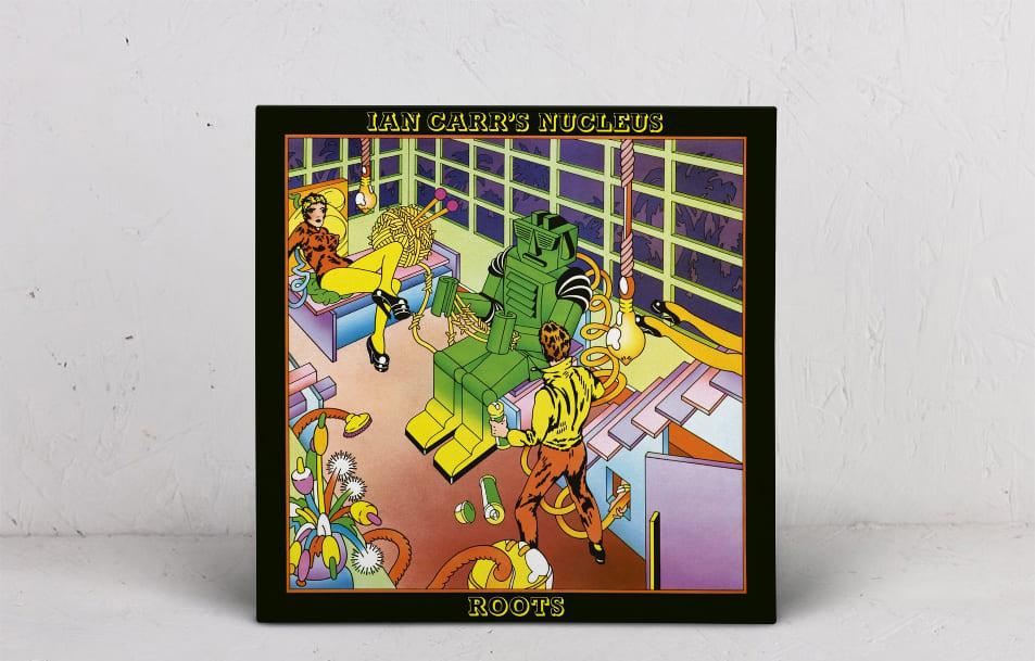 """Альбом Nucleus """"Roots"""" получит новое виниловое издание 1"""