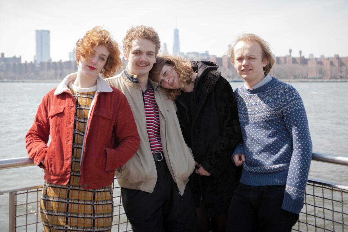 "Pip Blom выпустили вдохновлённое аэробикой 80-х видео ""Keep It Together"" 1"