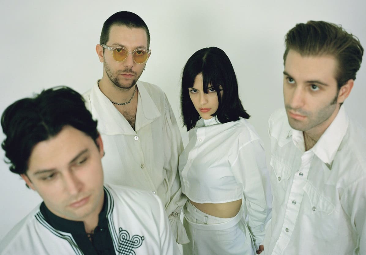 "The Marías записали испаноязычный сингл ""Un Millon"" 1"