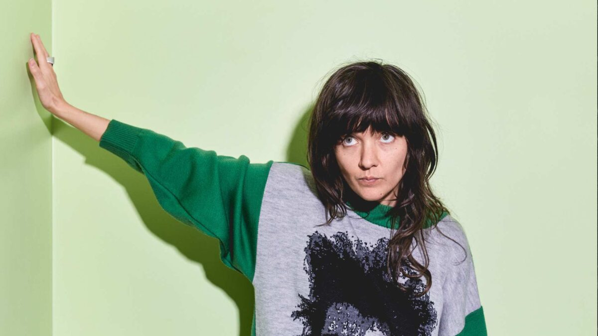 "Кортни Барнетт ищет умиротворение на свежем сингле ""Rae Street"" 1"