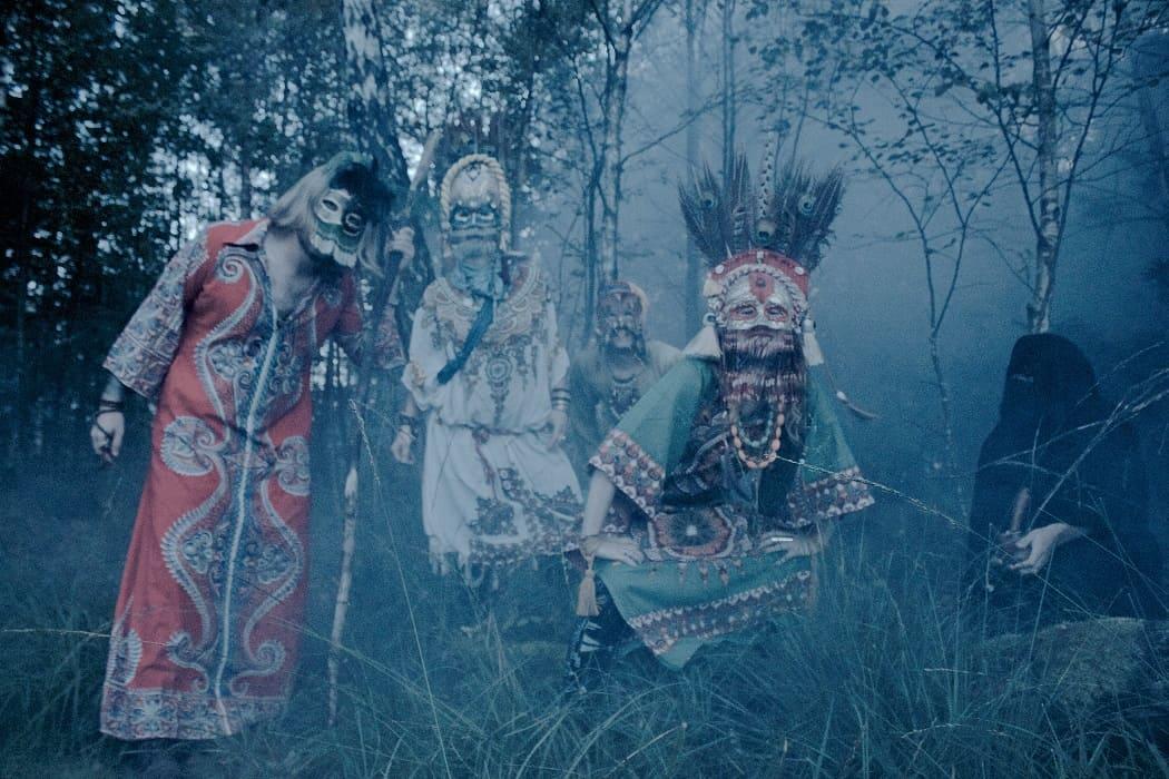"""Goat выпустили сингл """"Queen of the Underground"""" в преддверие архивной компиляции """"Headsoup"""" 1"""