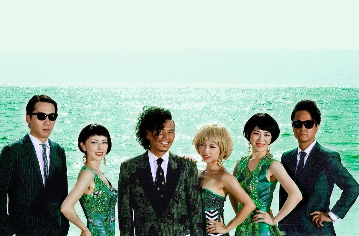 "Jintana & Emeralds и Los Retros ведут любовный диалог на сингле ""Love Again"" 1"
