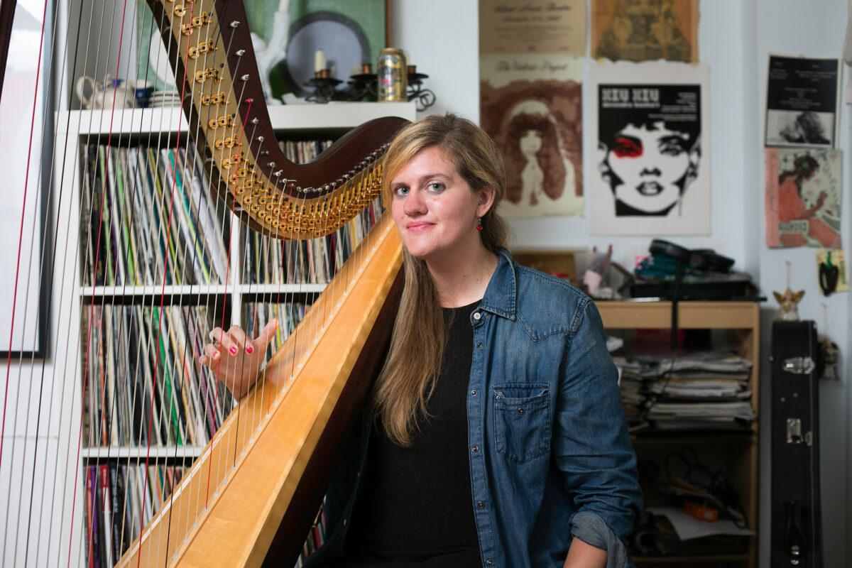 """Мэри Леттимор готовит вторую часть архивной серии """"Collected Pieces II"""" 1"""